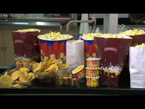 Diet busting movie theater food | Consumer Reports