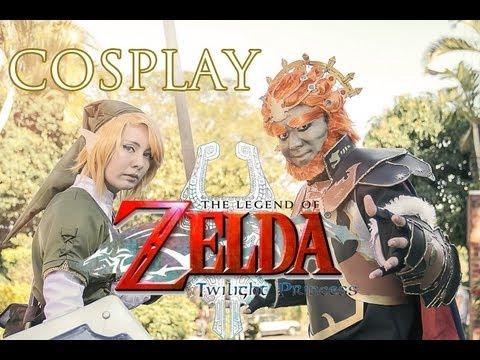 Cosplay The Legend of Zelda The Twilight Princess