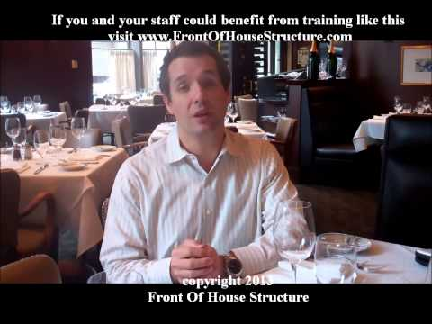 Restaurant waiter, manager, bartenders..etc; learn the best sales techniques to achieve potential
