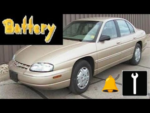 How to change a battery 1994 - 2001 Chevy Lumina