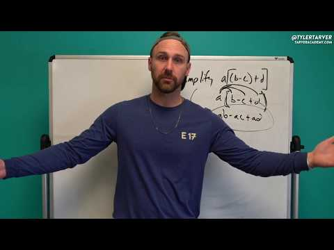 Simplifying Equations with Brackets | Problem of the Day #82