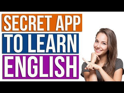 Secret English Speaking App to Learn English Fluently