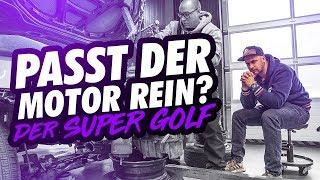 JP Performance - Passt der Motor rein? | VW Golf VII 1.6 TDI Projekt
