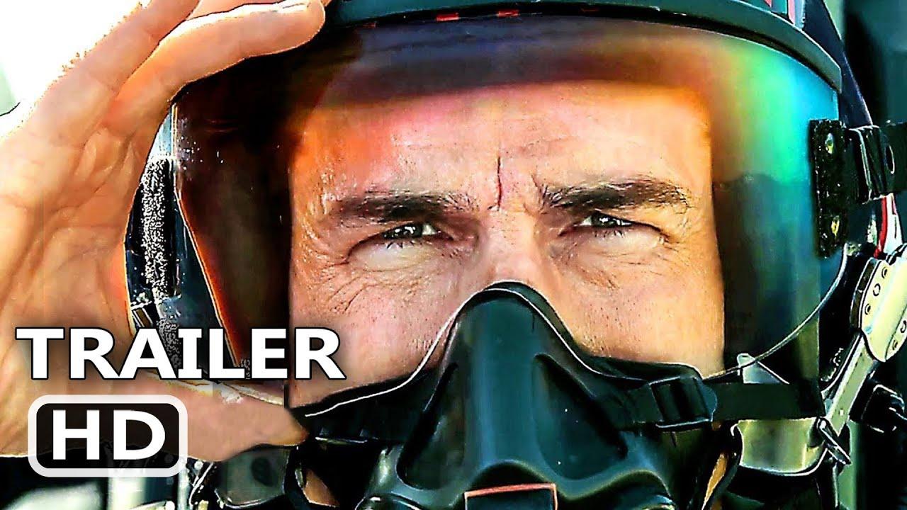 TOP GUN 2 Trailer Brasileiro DUBLADO # 2 (Novo, 2020)