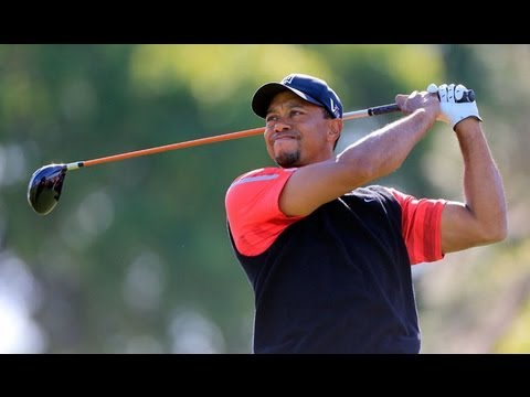 How to Hit Tiger's Go-To Fade