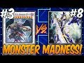 Monster Madness 2019 FINALE!: BLACK WINGS vs BUSTER BLADER! ( March Madness Yugioh Tournament)