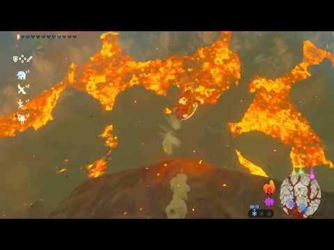 The legend of Zelda : Breath of the wild : Le Rollink game de l'extrême !