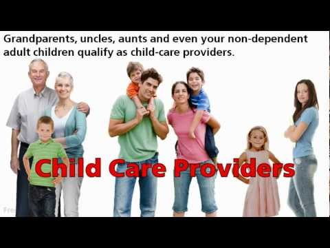 Are You Eligibile For The Child Care Credit
