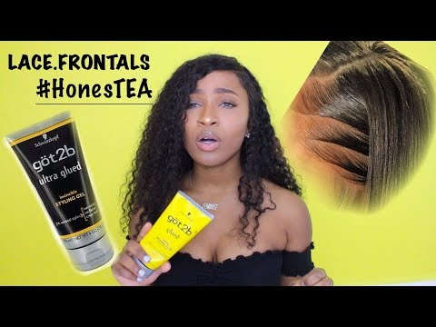 YOU'VE BEEN USING IT WRONG! HOW NOT TO USE GOT2B GLUED| Drea Affair