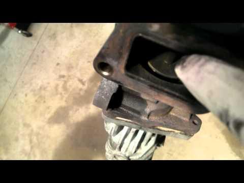 LML duramax diesel egr cleaning Silverado