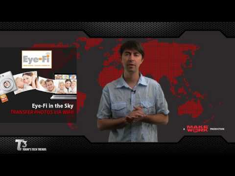 iPad Scam, EyeFi Wireless Card, HP Acquires Palm - T3: Today's Tech Trends - Episode 028