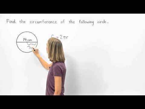 Circumference of a Circle | MathHelp.com