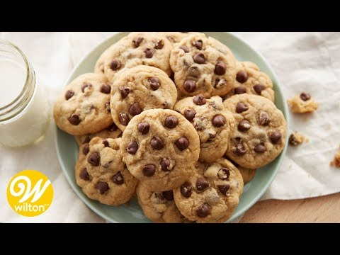 Easy Chocolate Chip Cookies Recipe | Wilton