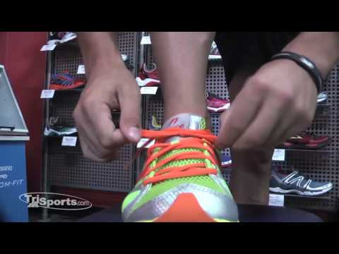 Running Shoe Fit and Lacing