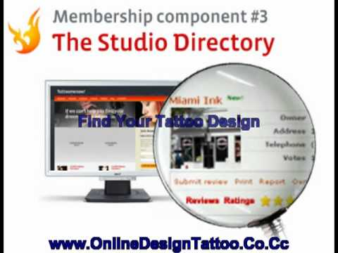 How To Design Your Own Tattoo Online Letter