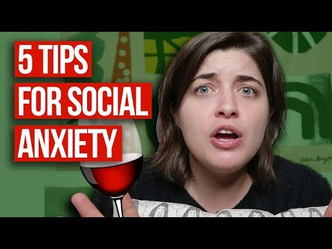 5 Tips to Get Over Holiday Party Social Anxiety | HISSYFIT