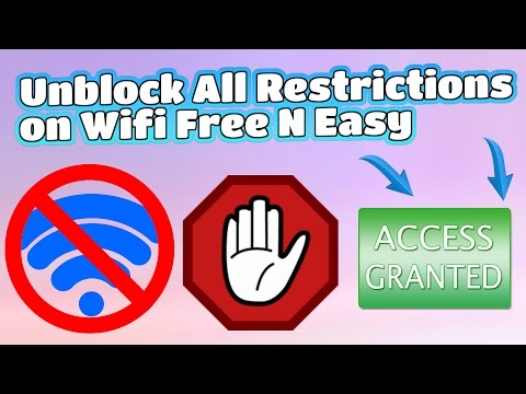 How To Unblock Websites And Apps On Your School WIfi, works On iPhone No Jailbreak  TechnoTrend