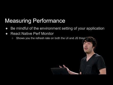 Performance - Lecture 11 - CS50's Mobile App Development with React Native