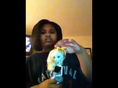 Khiya's manual of monster high dolls hair