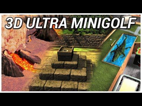 3D Ultra Minigolf - Let's Play / Gameplay / Nostalgia