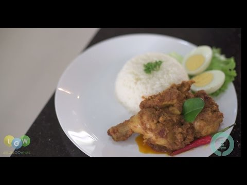 How to Make Chicken Rendang
