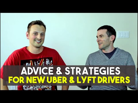 New Uber & Lyft Driver Advice | Interview With Kon From RideShare Tips! 🆕 🚗 📱