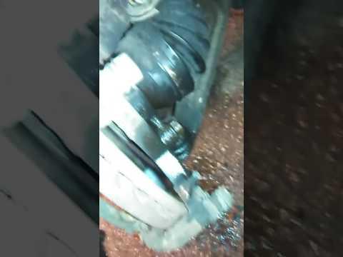 A way to unscrew stuck bolt/nut on a caliper