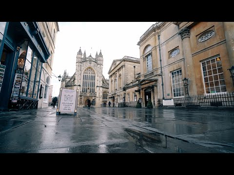 DAY TRIP TO BATH TO FIND COFFEE SHOPS