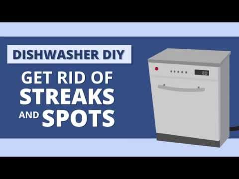 How to Get Rid of Hard Water Stains on Dishes