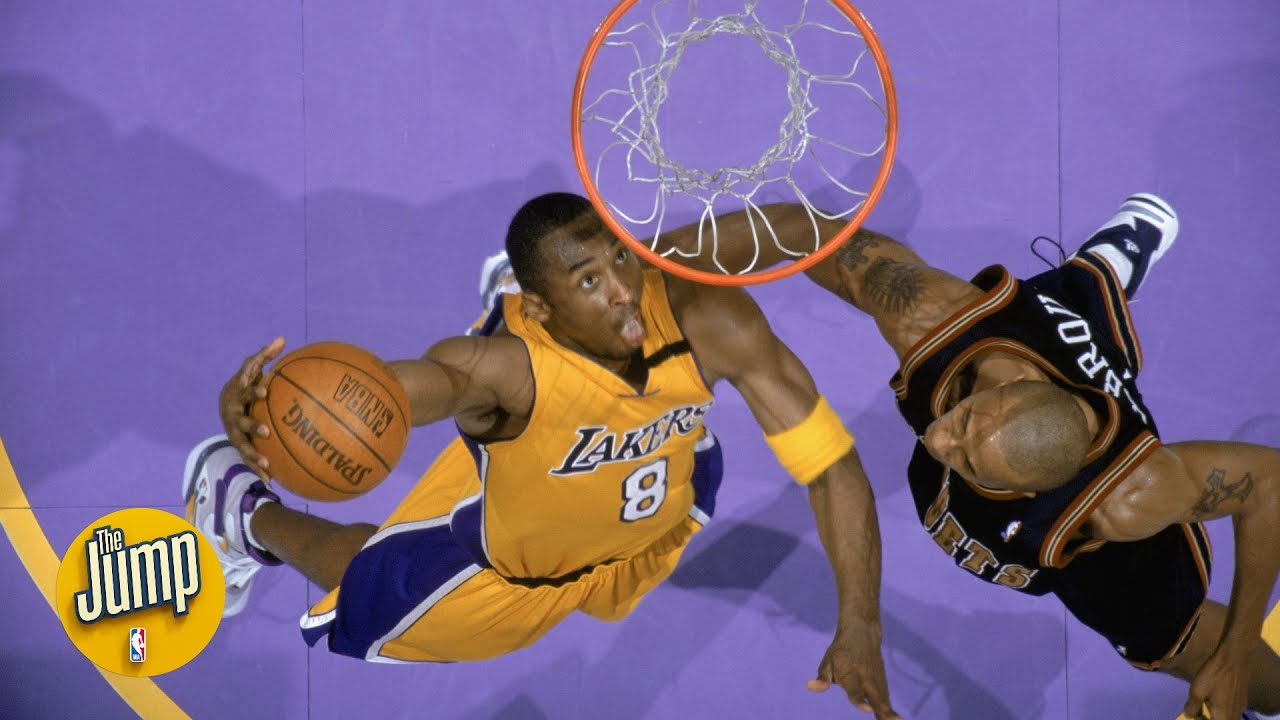 The most impressive moves that turned into dunks in NBA history   The Jump