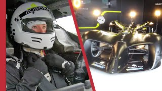 The Self-Driving Race Car