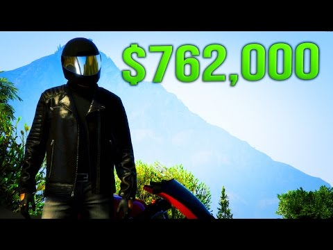 $762,000 BUSINESS SALE - Full Motorcycle Club Coke Business! (GTA 5)