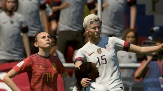 FIFA 19 Tutorial: How to Get the Best out of USWNT