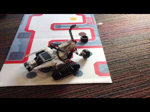 LEGO® Robotics League, Martian