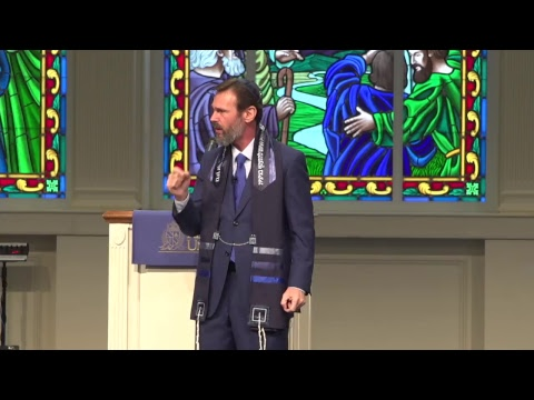 Rabbi K.A. Schneider | Week of Prayer 2018