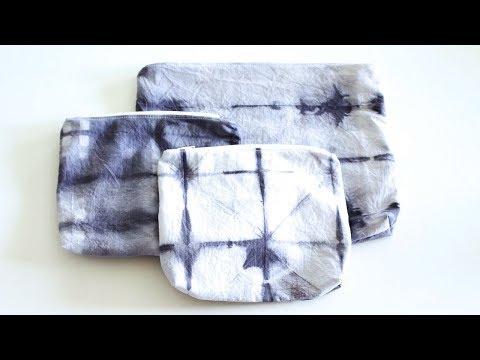 DIY Shibori Fabric