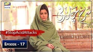 Surkh Chandni | Episode 17 | 6th August 2019 | ARY Digital [Subtitle Eng]