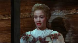 Seven Brides for Seven Brothers, Adam meets his daughter.