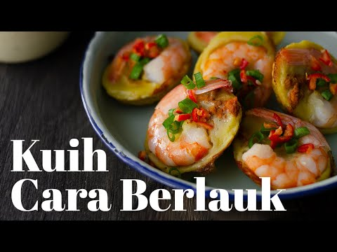 Kuih Cara Berlauk / Savoury Bites