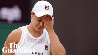 Wimbledon day seven: Barty crashes out, men's 'big three' all into last eight