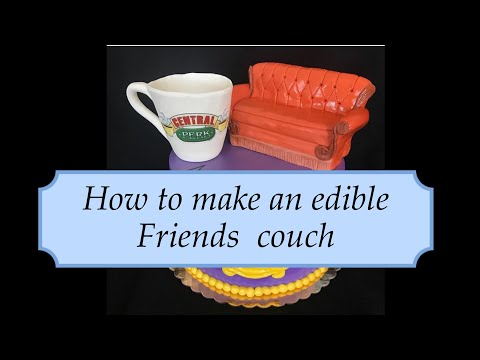 How to make a friends couch