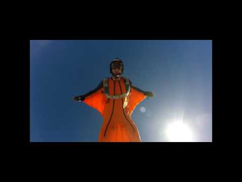 Wingsuit Video - Learning to Fly