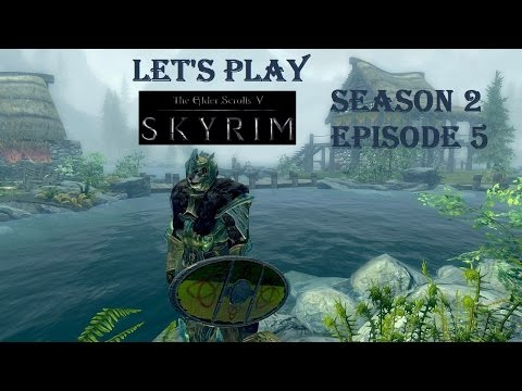 Let's Play Skyrim (Moon and Star) - Season 2 Episode 5 - Dealing with Hlaalu