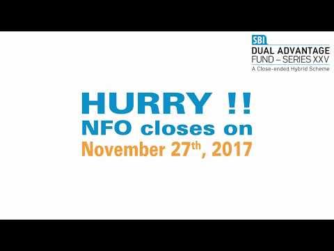 SBI Dual Advantage Fund Series XXV - Mutual Fund Investment   SBI Mutual Fund
