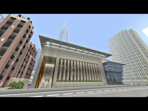 Modern School of City Building + SHOUTOUTS!