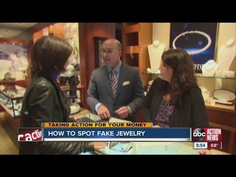 How to Spot Fake Jewelry