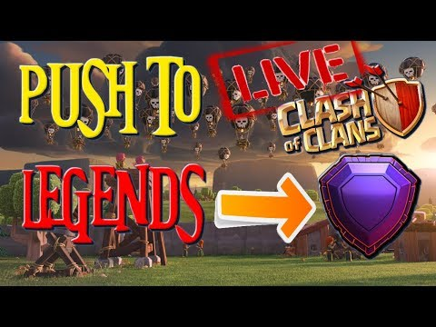 CLASH OF CLANS:PUSH TO LEGENDS