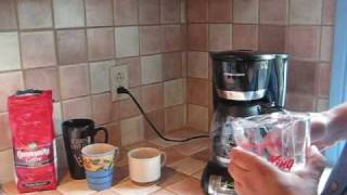 How Much Ground Coffee To Add When Making Coffee In A Drip Brewer