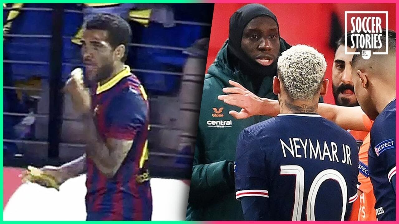 9 times football players responded PERFECTLY to racism | Oh My Goal