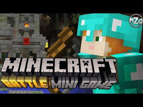Killing Spree!! - Minecraft PS4 Battle Mini Game Gameplay - Episode 2